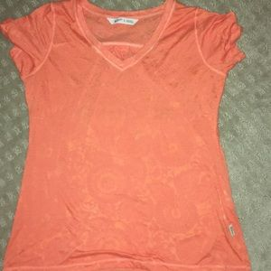 Coral, short sleeve